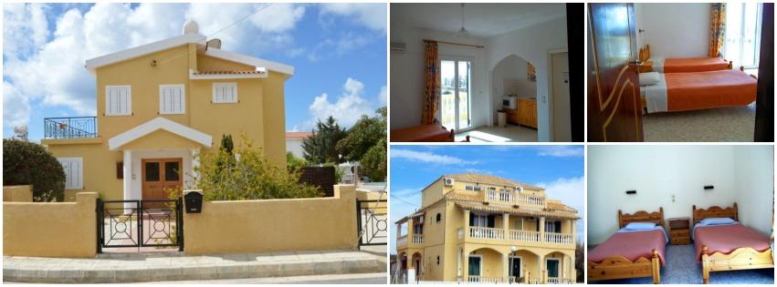 Vila George Agios Georgios Krf