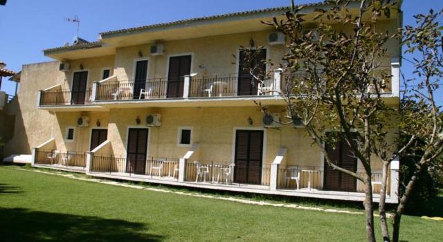 Vila KANTAS Agios Georgios Krf