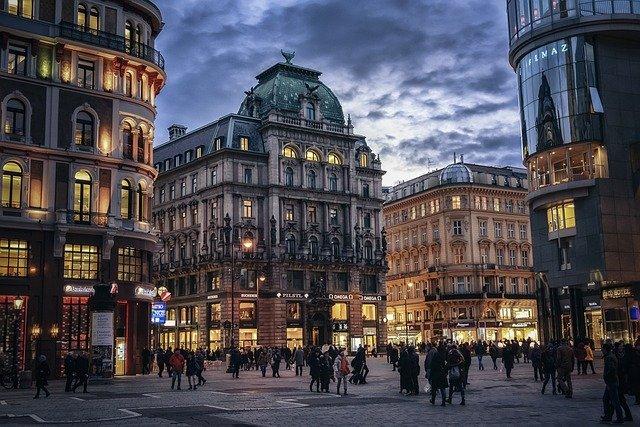 Beč Austrija, Nova godina Beč