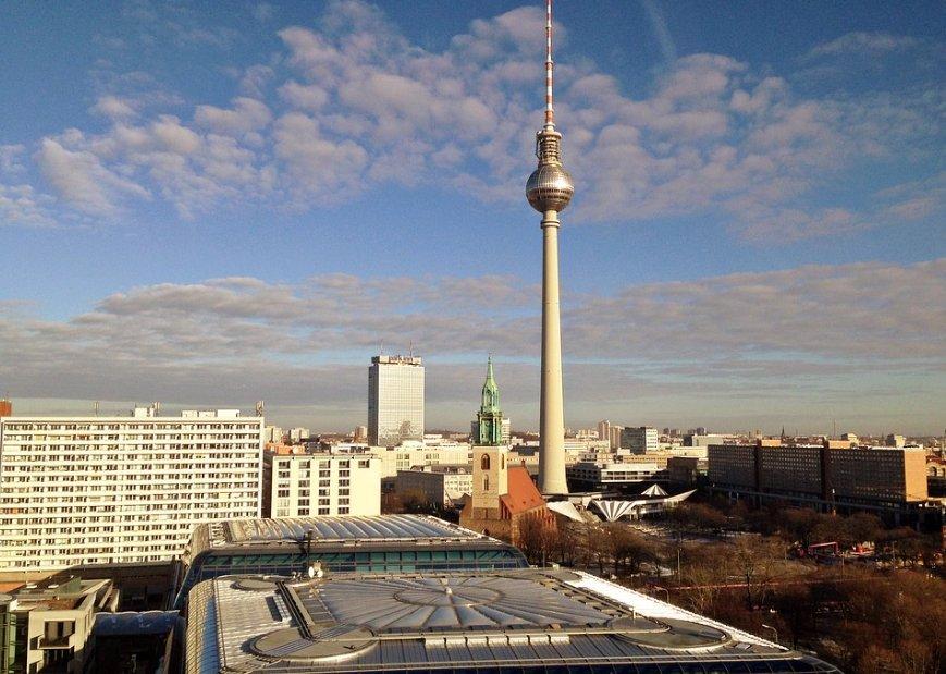 Nova godina BERLIN 2020