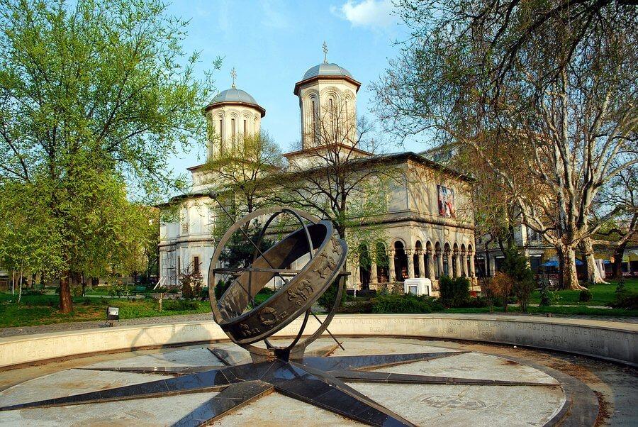 Nova godina Bukurešt