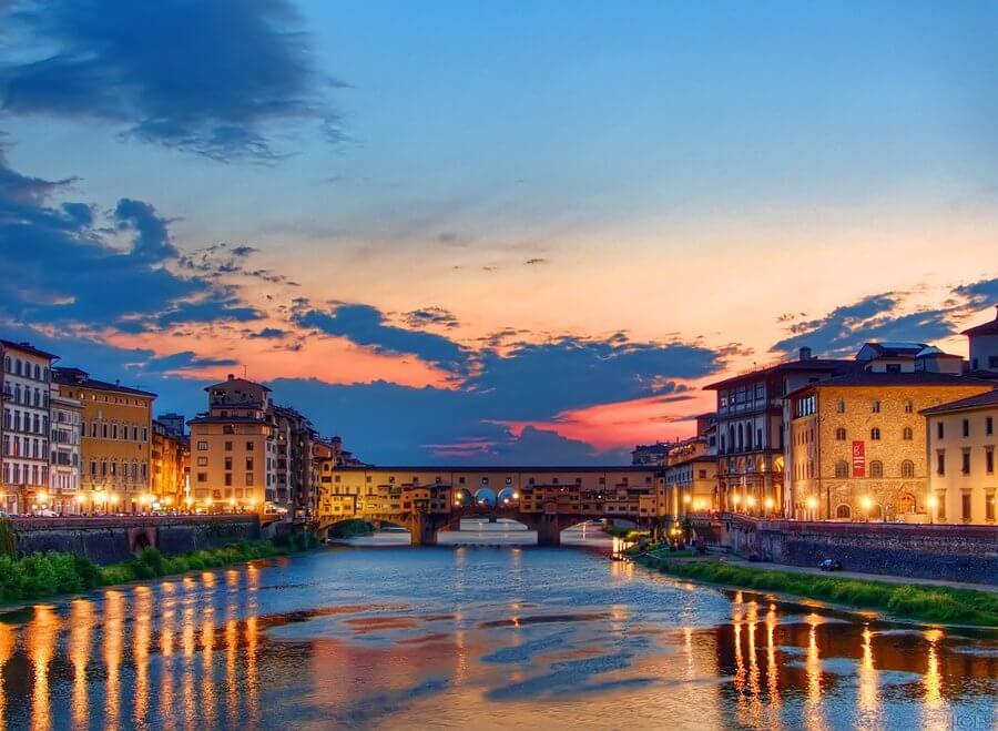Firenca Toskana Italija