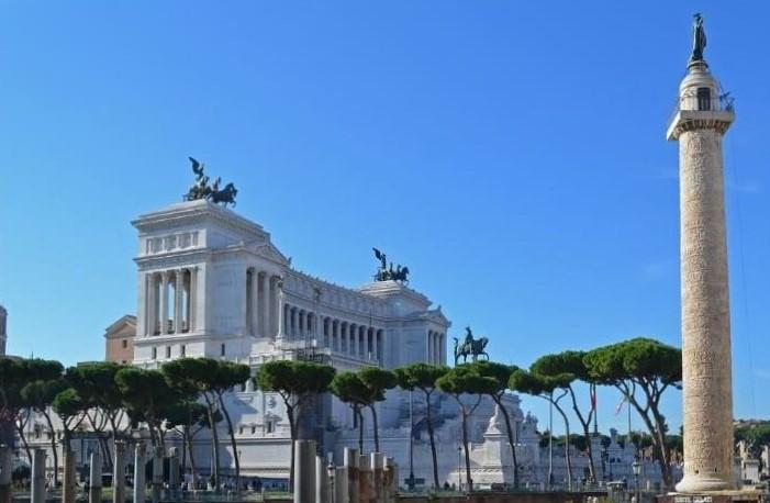 Rim Italija, Nova godina Rim