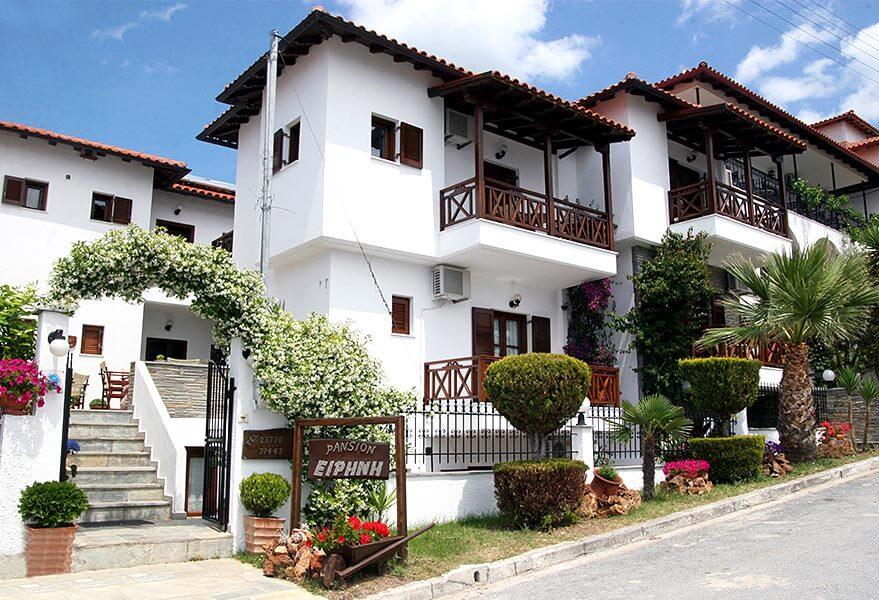 Vila IRINI Ouranopolis