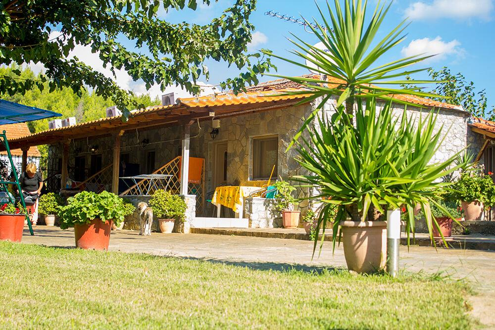 Vila FLOWER BUNGALOVI Toroni