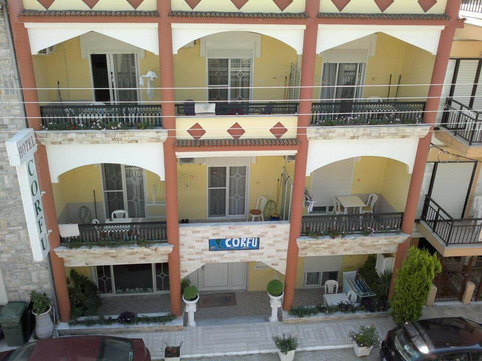Hotel App CORFU Nea Flogita