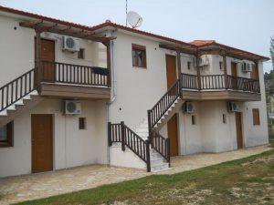 Vila KARAJANIS Neos Marmaras
