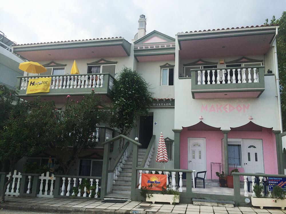 Vila MAKEDON Sarti
