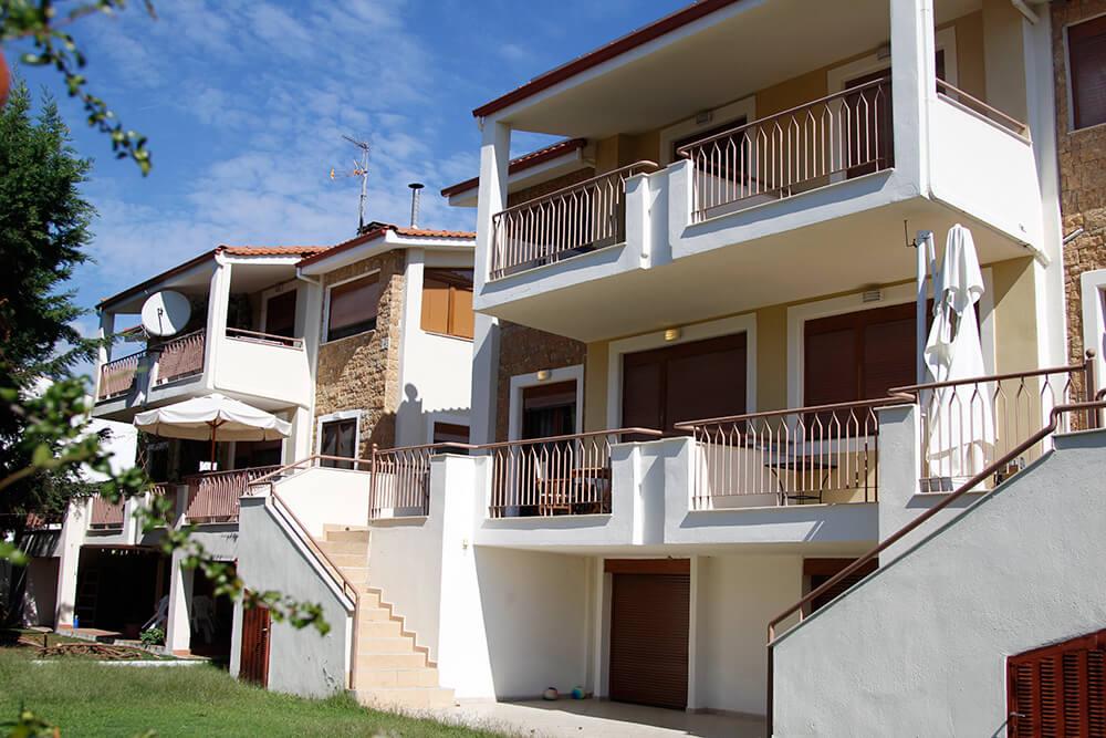 Vila DIOSKURI MEZONETE Neos Marmaras