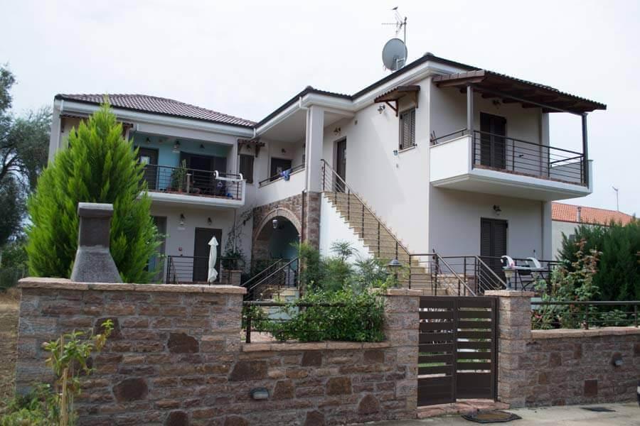 Vila ARMONIDAS Sivota