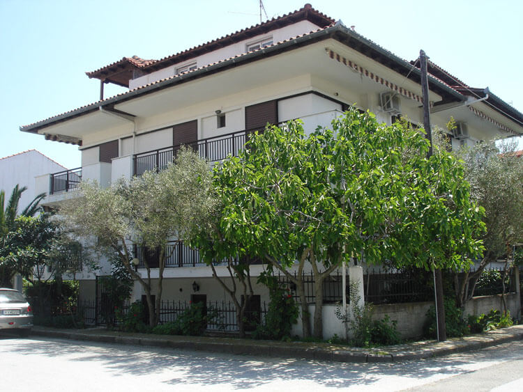 Vila BABIS Sarti