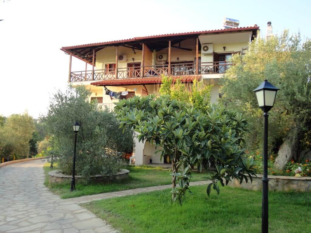 Vila MAKIS HOUSE Metamorfozis