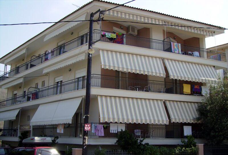 Vila PANORAMA Hanioti