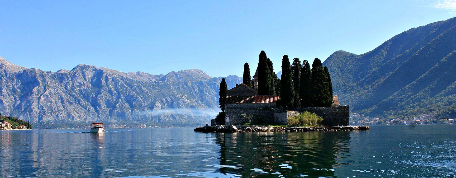 Crna Gora, letovanje Crna Gora, Boka Kotorska, Budvanska rivijera, Barska rivijera, Ulcinjska rivijera