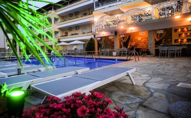 Hotel TROPICAL Hanioti