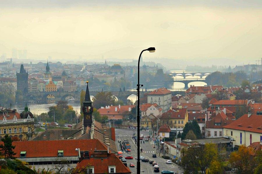 Putovanje Prag Češka, Nova godina Prag