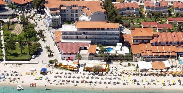 Hotel HANIOTI GRAND OTEL Hanioti