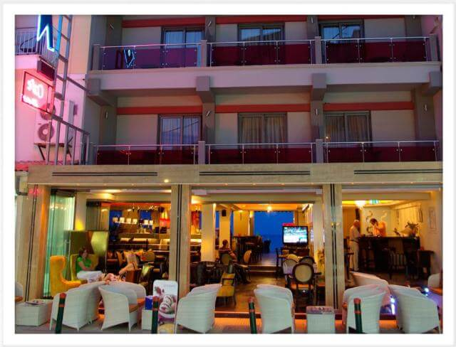 Hotel DION Paralia