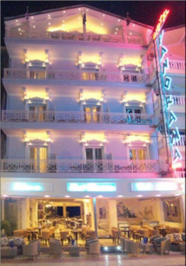Hotel PANORAMA Paralia