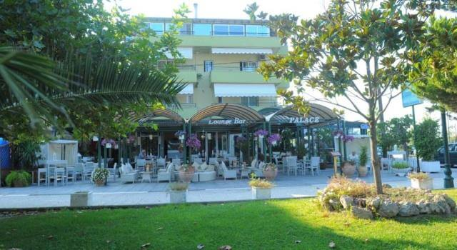 Hotel PLATON BEACH Olympic Beach