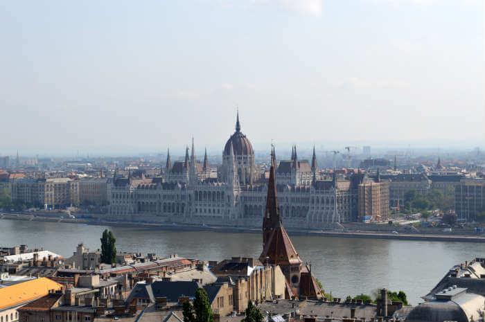Nova godina Budimpešta