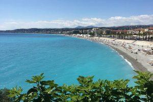 Nica Azurna obala Francuska