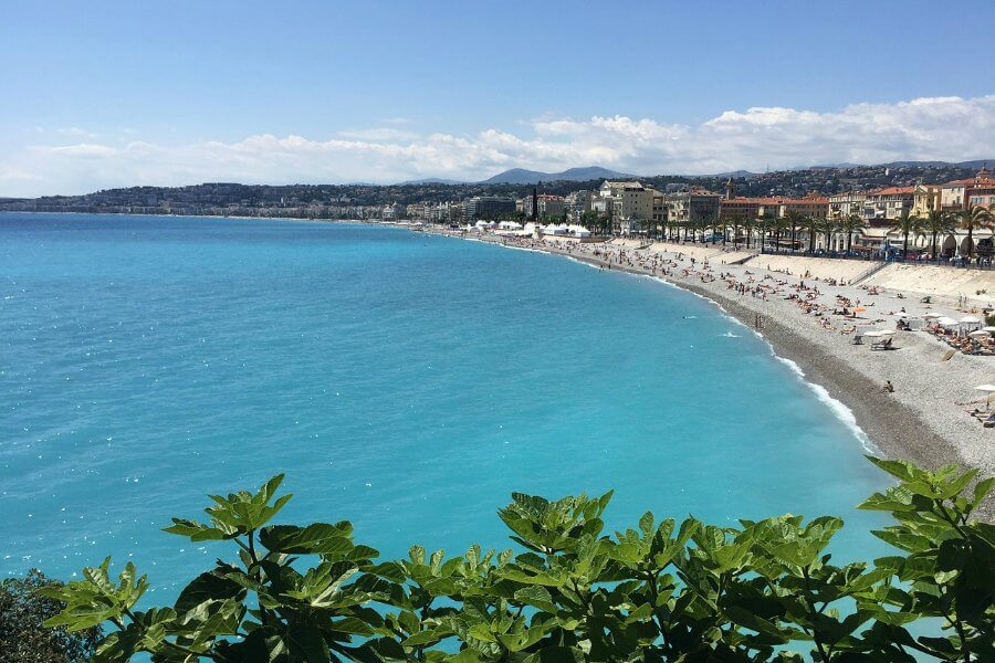 Putovanje Azurna obala