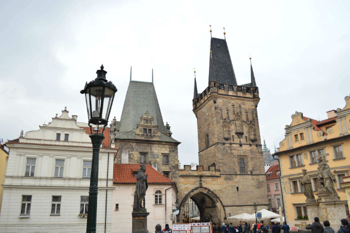 Prag – City break