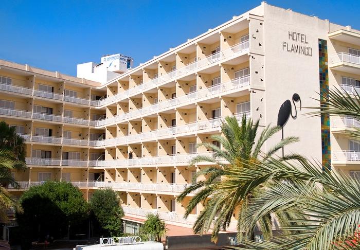 Hotel GRAN FLAMINGO Ljoret de Mar 4*
