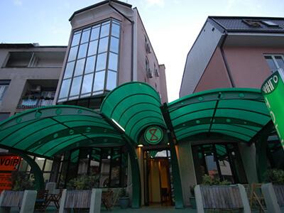 Hotel ČINGO Ohrid 3*