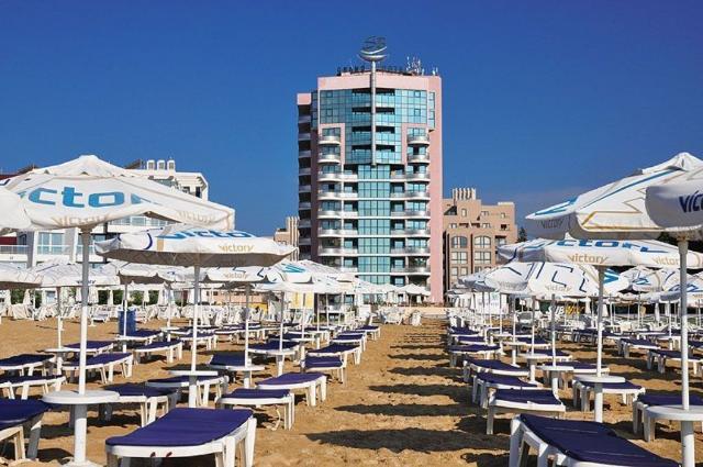 Hotel GRAND SUNNY BEACH Sunčev Breg 4*