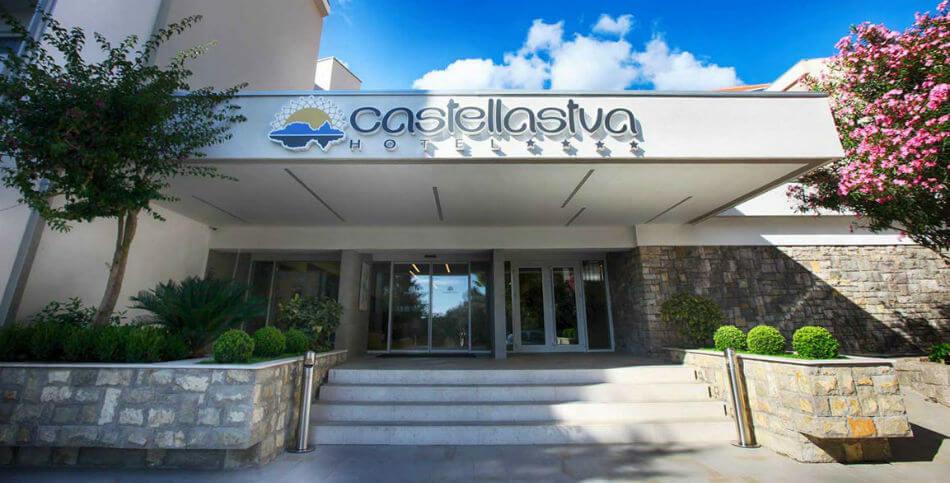 Hotel CASTELLASTVA Petrovac