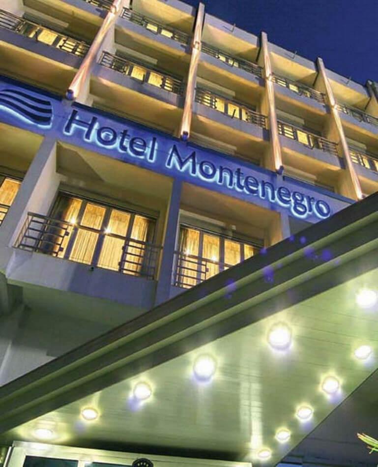 Hotel MONTENEGRO BEACH RESORT Bečići