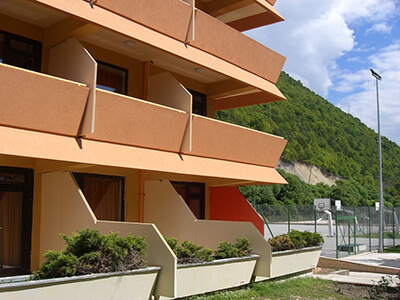 Hotel TURIST Ohrid 3*