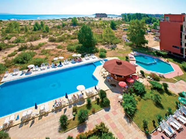 Hotel AMFIBIA BEACH Sunčev Breg 3*