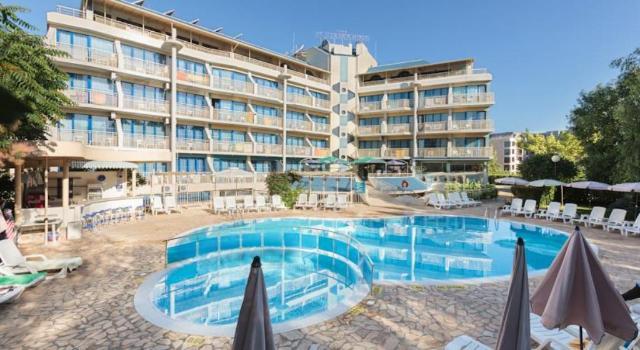 Hotel AQUAMARINE Sunčev Breg 4*