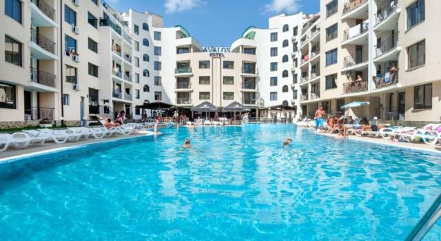Hotel AVALON Sunčev Breg 3*