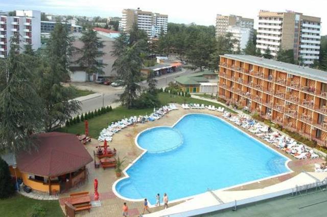 Hotel BAIKAL Sunčev Breg 3*