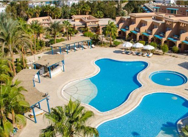 Hotel CLUB PARADISIO EL GOUNA RESORT Hurgada 4*