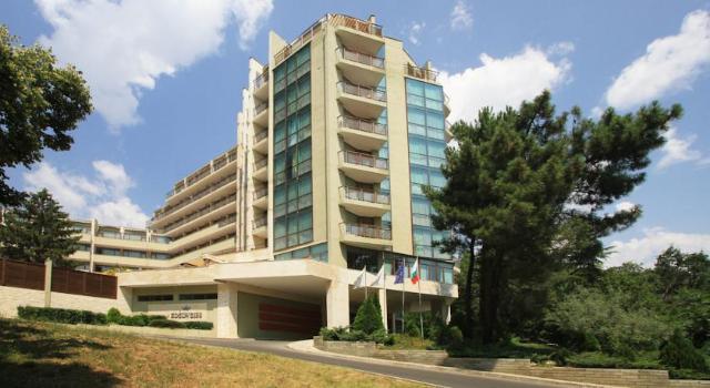 Hotel EDELWEISS Zlatni Pjasci 4*