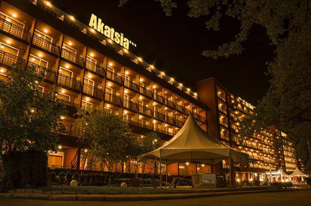Hotel GLADIOLA Zlatni Pjasci 3*