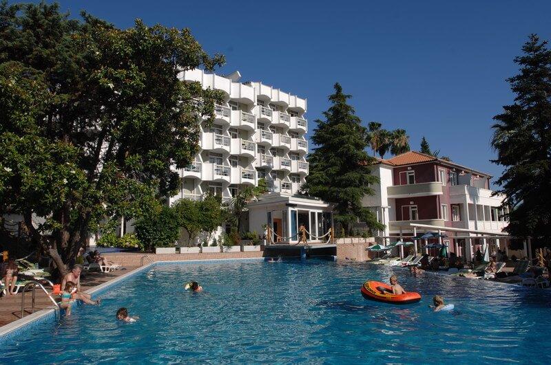 Hotel HUNGUEST SUN RESORT Herceg Novi