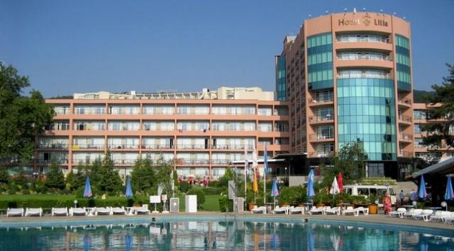 Hotel LILIA Zlatni Pjasci 4*