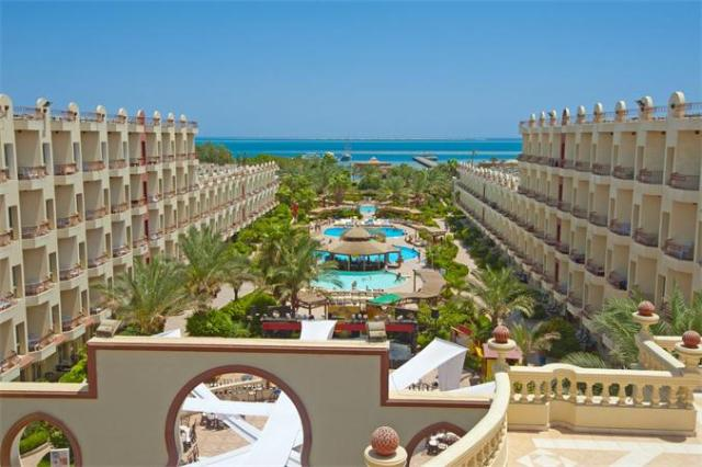 Hotel MIRAGE NEW HAWAII Hurgada 4*