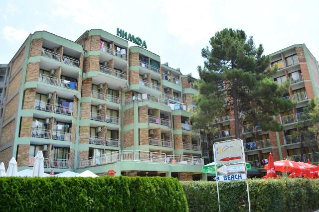 Hotel NIMFA RUSSALKA Sunčev Breg 2*