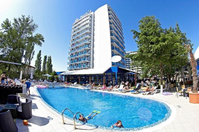 Hotel PALACE Sunčev Breg 3*