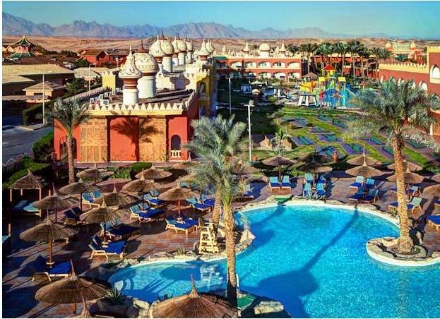 Hotel ALF LEILA WA LEILA Hurgada 4*