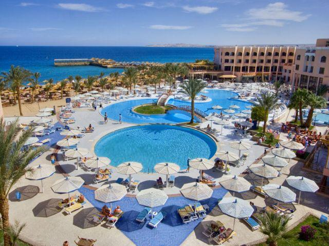 Hotel PICKALBATROS BEACH ALBATROS RESORT Hurgada 4*