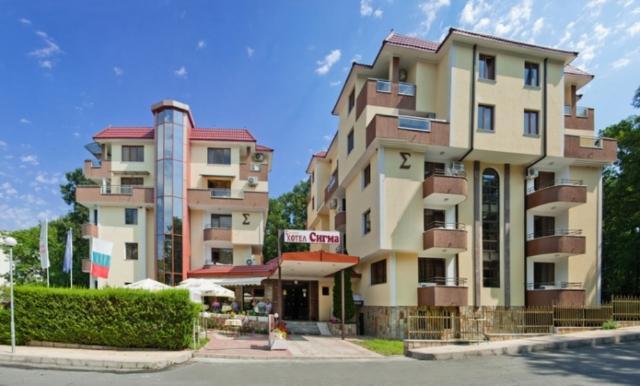 Hotel SIGMA Kiten 3*