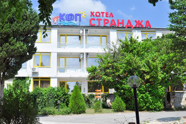 Hotel STRANDJA Chaika 3*